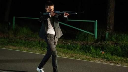 Стрельба и автопогоня: Бумбокс и O. Torvald презентовали эффектное видео на совместную песню