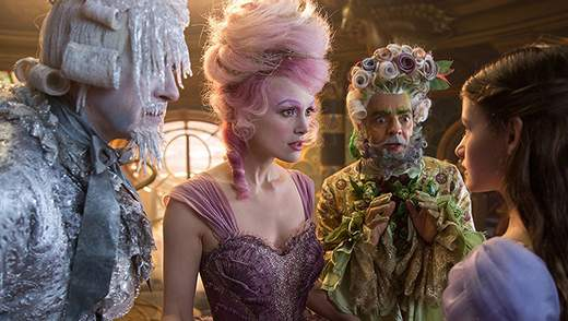 """""""Лускунчик і чотири королівства"""": з'явився новий трейлер відомої казки"""