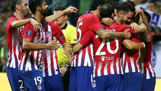 Реал – Атлетіко: відео голів та моментів матчу Суперкубка УЄФА
