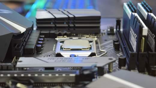 З'явилася ціна процесорів Intel Coffee Lake Refresh