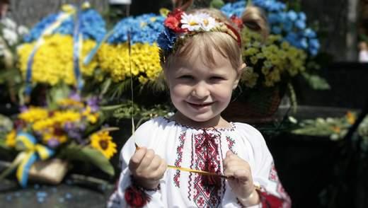 День Незалежності України 2018: Google здивував святковим дудлом