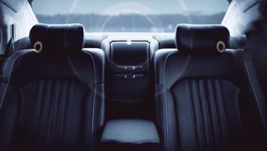 Технологія Hyundai дає змогу кожному пасажиру окремо слухати улюблену музику без навушників