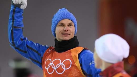 Український олімпійський чемпіон Абраменко одружився на 21-річній росіянці: фото