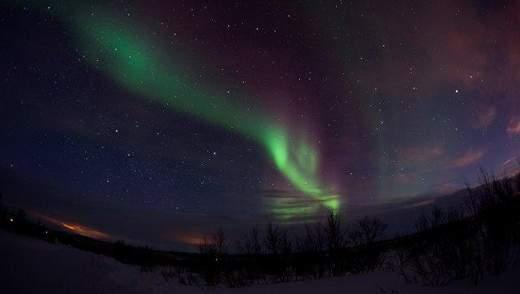 Північне сяйво можна буде побачити в неочікуваних місцях через сонячну бурю