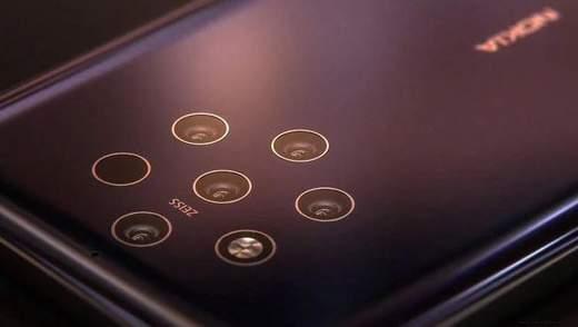 Nokia перенесла релиз смартфона с пятью основными камерами
