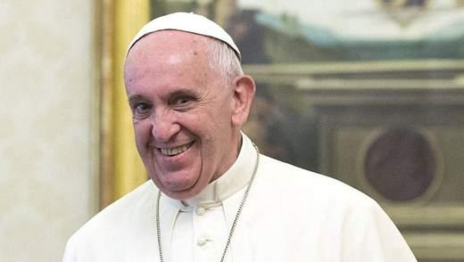 """Папа Римский заявил, что секс – это """"дар от Бога"""" и высказался о порнографии"""