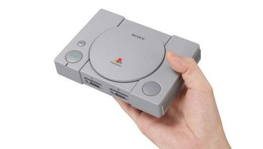 Sony перезапускает мини-версию PlayStation с уже установленными играми: дата и цена