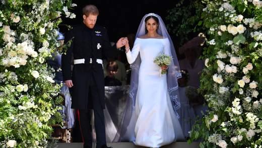 Які таємниці приховуються за весільним образом Меган Маркл: неочікувані подробиці