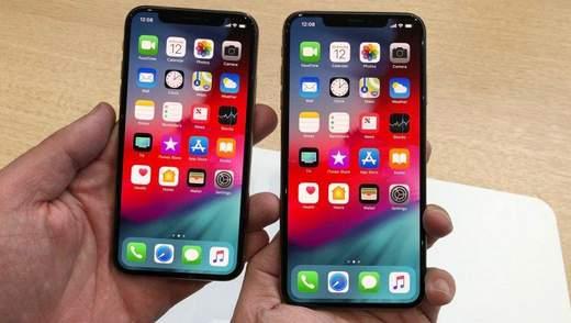 iPhone Xs и iPhone Xs Max уже можно купить в Украине: цена новинок