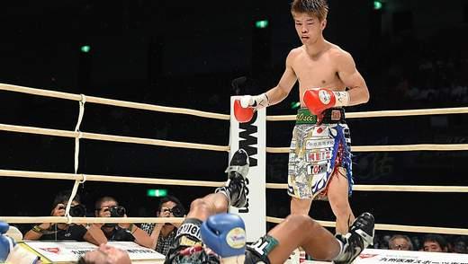 Японський боксер повторив неймовірний рекорд Василя Ломаченка