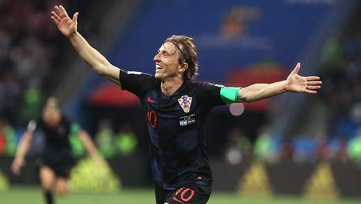 Лука Модрич: від біженця – до найкращого футболіста світу. 10 цікавих фактів із життя генія