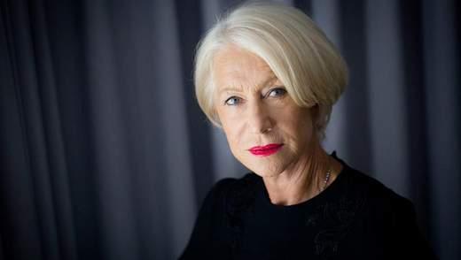 Зачем такое носить? – 73-летняя Хелен Миррен смутила сеть новым фото