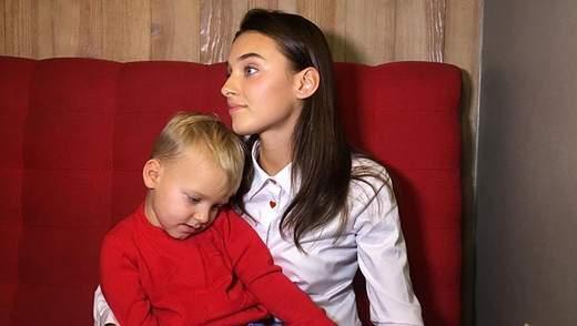 """Мій син не приховувався, – дискваліфікована """"Міс Україна"""" Вероніка Дідусенко показала дитину"""