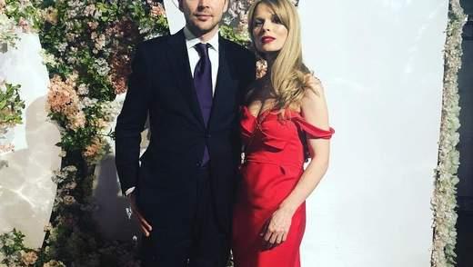 Ольга Фреймут показала ніжне фото з чоловіком