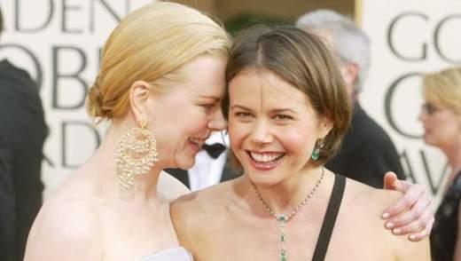 Ніколь Кідман показала рідкісне фото з сестрою