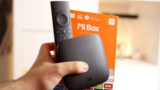 Xiaomi презентувала функціональну та доступну телевізійну приставку Mi Box S