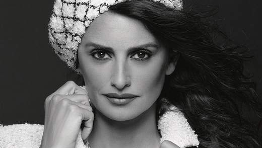 Пенелопа Крус вперше знялася у кампейні Chanel: розкішні фото