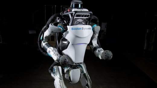 Boston Dynamics продемонструвала нові вміння робота Atlas: захоплююче відео