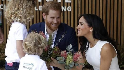 Як виглядатимуть діти Меган Маркл і принца Гаррі: у мережі показали можливий портрет