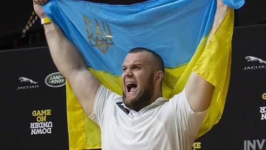 """""""Ми сильна нація"""": українець зізнався, кому присвятив перемогу на """"Іграх нескорених"""""""