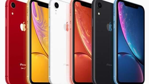 """Лучше не ломать: в Apple назвали расценки по ремонту """"бюджетного"""" iPhone Xr"""