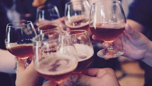5 переконливих причин менше пити алкоголь