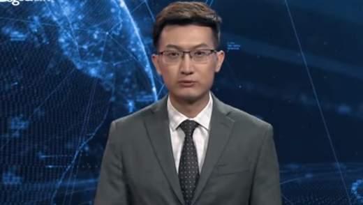 В Китае ведущим стал искусственный интеллект: как он выглядит