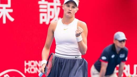 Українська тенісистка Ястремська встановила особистий рекорд в рейтингу WTA