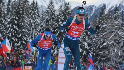 Стало відомо, хто покаже новий сезон Кубку світу з біатлону у прямому ефірі в Україні