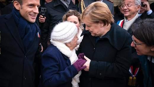 Ангелу Меркель перепутали с Бриджит Макрон: канцлер дважды объясняла, кто она