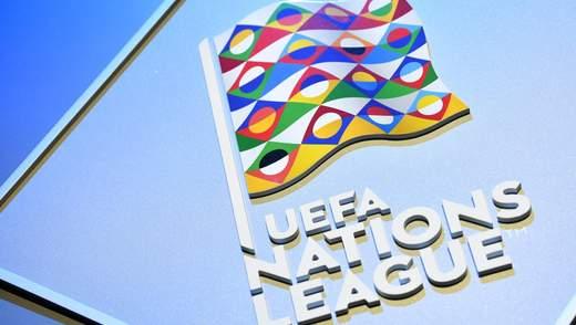 Ліга націй: результати матчів та відео голів 16 листопада