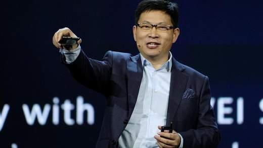 Huawei готовит к выходу очки дополненной реальности