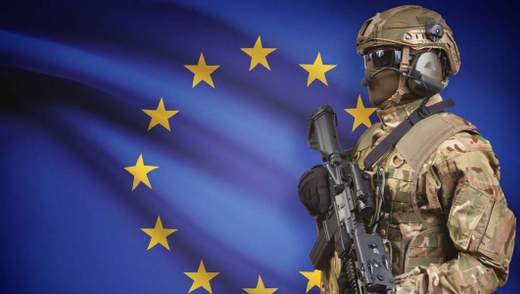 Єдина армія ЄС: чому Макрон та Меркель вимагають окрему військову структуру