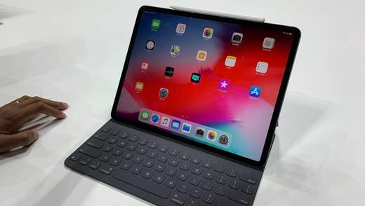 Неідеальний планшет: новий iPad Pro розламали навпіл