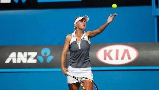 Тенісистка Леся Цуренко розпочне сезон із новим італійським тренером