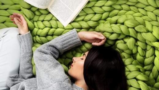 Одеяла Ohhio грубой вязки – популярный хендмейд киевской рукодельницы Анны Мариненко