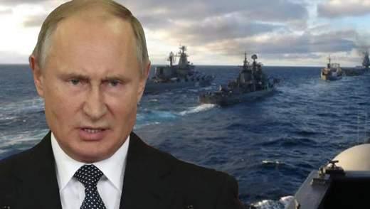Конфликт в Азовском море: как Путин отреагирует на военное положения в Украине