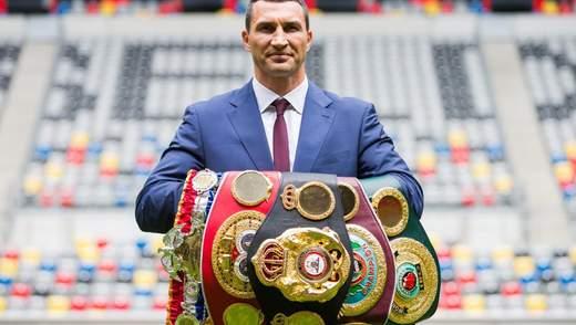 Як український боксер Володимир Кличко тримає себе у формі: секрети харчування