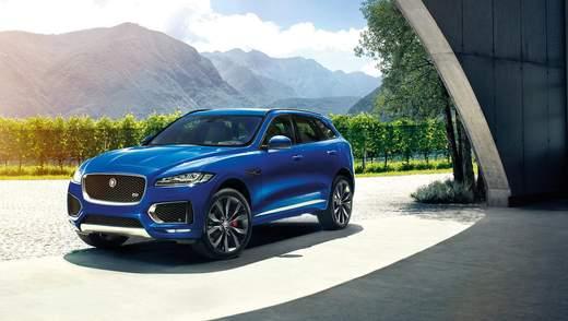 Автомобілі Jaguar Land Rover боротимуться із захитуванням пасажирів