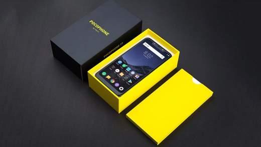 Цифра дня: Xiaomi продала рекордное количество смартфонов Pocophone F1