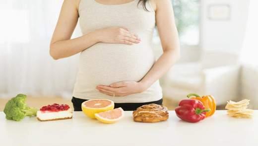 Як правильно харчуватися під час вагітності