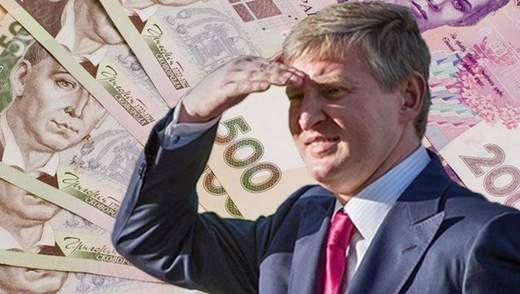 На скільки мільярдів збагатився Ахметов завдяки українцям: обурлива цифра