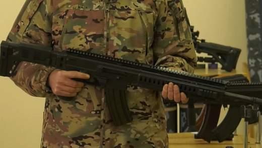 """Техніка війни. Нова штурмова гвинтівка ФОРТ-250. Потужні десантно-штурмові катери """"Кентавр-ЛК"""""""