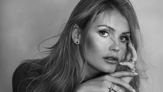 Кітті Спенсер знялась у фотосесії для Vogue: розкішні фото