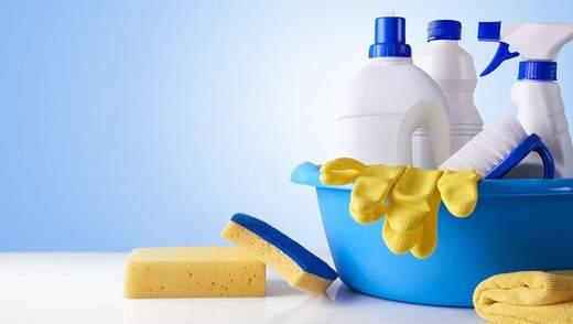 Вчені забили на сполох щодо компонента, який міститься у мийних засобах