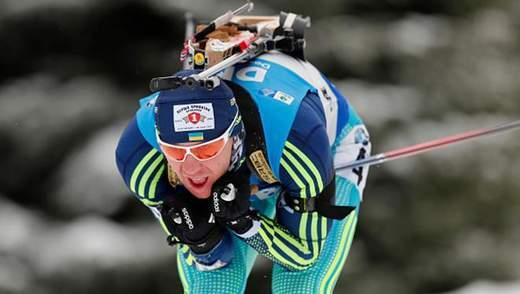 Биатлониста Кильчицкого не возьмут на этап Кубка мира в Чехию, тренер назвал причину