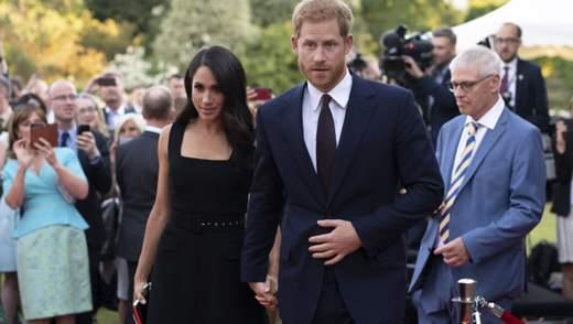 Без Вільяма та Кейт: подружжя Меган Маркл і принца Гаррі змінило плани на Різдво