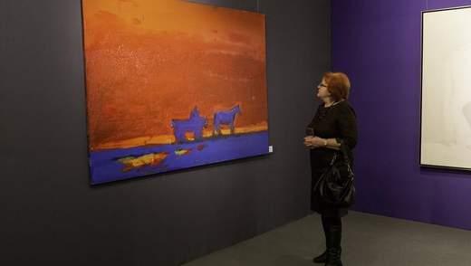 У Києві відкрилась унікальна виставка найдорожчого художника України