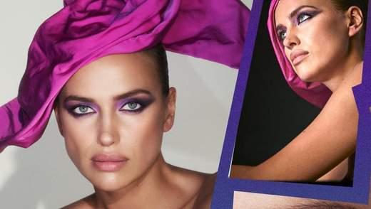 Яскраво та зі смаком: Ірина Шейк стала обличчям косметичного бренду Marc Jacobs