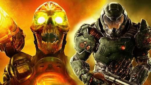 Робот-порохотяг навчився створювати карти для гри Doom